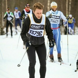 Skiing 90 km - Anders Påhlson (13796)