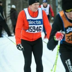 Skiing 90 km - Henrik Wahlholm (15946)