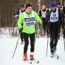 Skiing 90 km - Charles Ahlzén (13949)