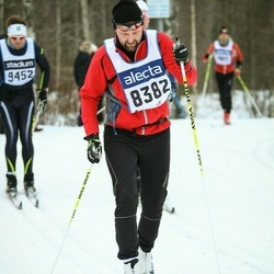 Skiing 90 km - Anders Wollter (8382)