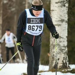 Skiing 90 km - Anders Hellman (8679)