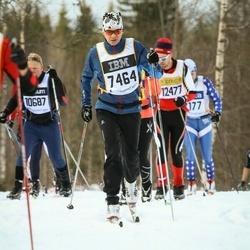 Skiing 90 km - Jani Kettula (7464)