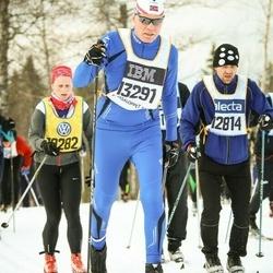 Skiing 90 km - Eddie Salvesen (13291)