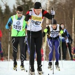 Skiing 90 km - Christian Bech-Ravn (12467)