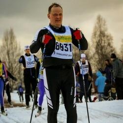 Skiing 90 km - Janne Sundnäs (8831)