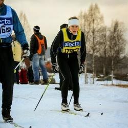Skiing 90 km - Antonia Bryntesson (17967)