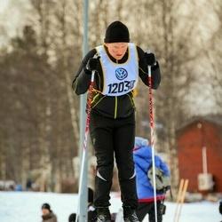 Skiing 90 km - Fredrik Rudolphi (12030)