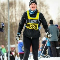 Skiing 90 km - Amanda Lidström (18268)