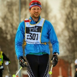 Skiing 90 km - Jens Björkman (12301)