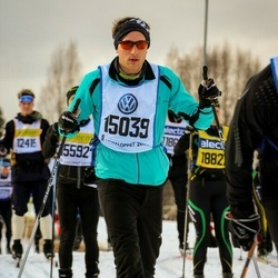 Skiing 90 km - Andreas Gustavsson (15039)