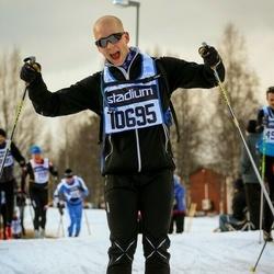 Skiing 90 km - Carl Otto Karlengen (10695)