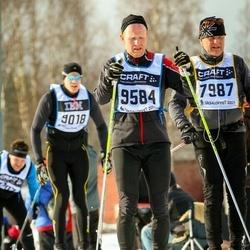 Skiing 90 km - Allan Sundström (7987), Göran Pettersson (9584)