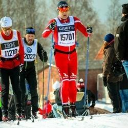Skiing 90 km - Christian Schedina (15701)