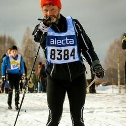 Skiing 90 km - Olafur Mar Björnsson (8384)