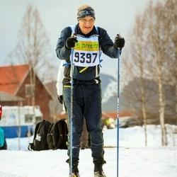 Skiing 90 km - Bo Kastlund (9397)