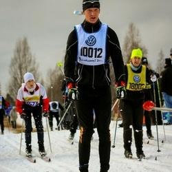 Skiing 90 km - Erik Pettersson (10012)