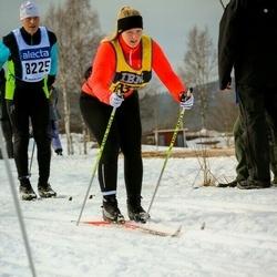 Skiing 90 km - Peter Johansson (8225), Elin Hallin (18322)