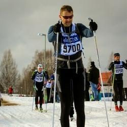 Skiing 90 km - Anders Holsgaard Larsen (9700)