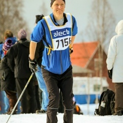 Skiing 90 km - Christer Lyck (7156)