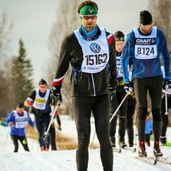 Skiing 90 km - Björn Andersen (15162)