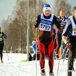 Skiing 90 km - Caj Malmsten (9792)
