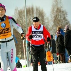 Skiing 90 km - Fredrik Kontsu (15695)
