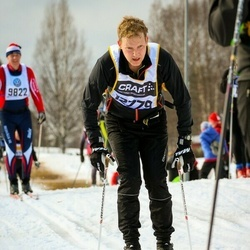 Skiing 90 km - David Berglund (12779)