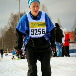 Skiing 90 km - Anders Löwing (9256)