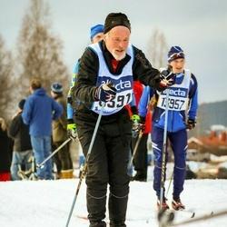 Skiing 90 km - Dieck Gustafsson (8391)