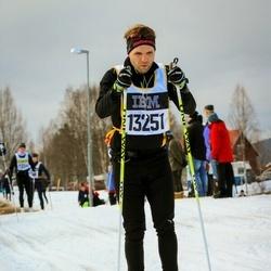 Skiing 90 km - Anders Franzén (13251)