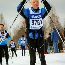 Skiing 90 km - Jan Friis-Mikkelsen (9761)