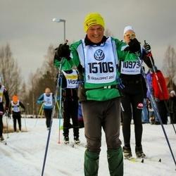 Skiing 90 km - Dieter Schimm (15106)