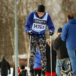 Skiing 90 km - Andreas Eriksson (14763)