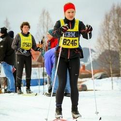 Skiing 90 km - Alexandra Jansson (18246)