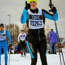 Skiing 90 km - Mikael Harju (13263)