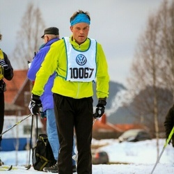 Skiing 90 km - Anders Alm Grøteig (10067)