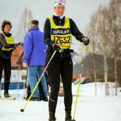 Skiing 90 km - Agnes Banck (17632)