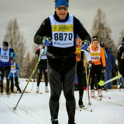 Skiing 90 km - David Wiliamsen (8870)