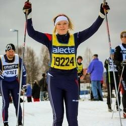 Skiing 90 km - Hilma Spik (19224)