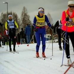 Skiing 90 km - Bodil Joten Andersen (17503)