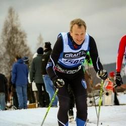 Skiing 90 km - Henrik Rosencrantz (9585)