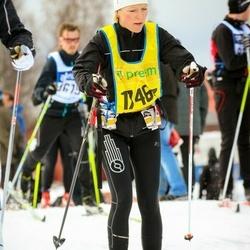 Skiing 90 km - Elisabet Bergsman (17467)