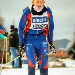 Skiing 90 km - Adam Nyrén (13882)