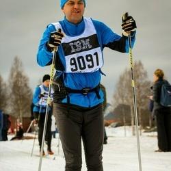 Skiing 90 km - Adam Wiå (9091)