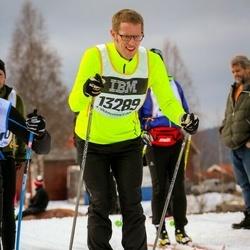 Skiing 90 km - Andreas Alenius (13289)