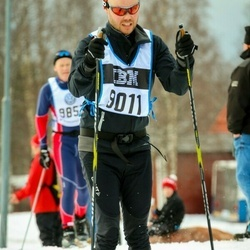 Skiing 90 km - Daniel Jansson (9011)