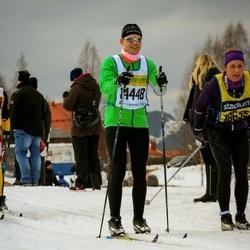 Skiing 90 km - Anders Lyngborg Carlsen (14448)