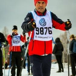 Skiing 90 km - Alexander Koch (9876)