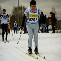 Skiing 90 km - Henry Pilstål (9283)