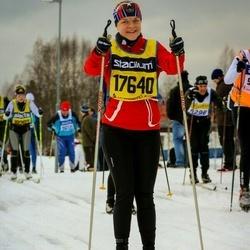 Skiing 90 km - Elin Westerlund (17640)